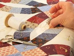 quilting demo